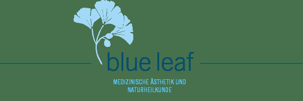 Blue Leaf